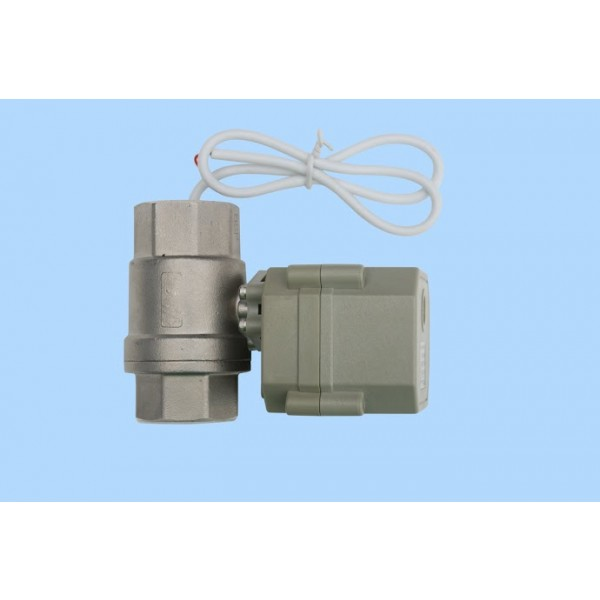Auto Shut off valve (Actuated ball valve)