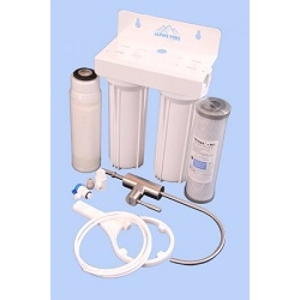 Twin filter & Faucet Kit