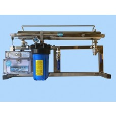 WSR1PST - 1 Filter Septic Discharge UV System (30 Lpm)